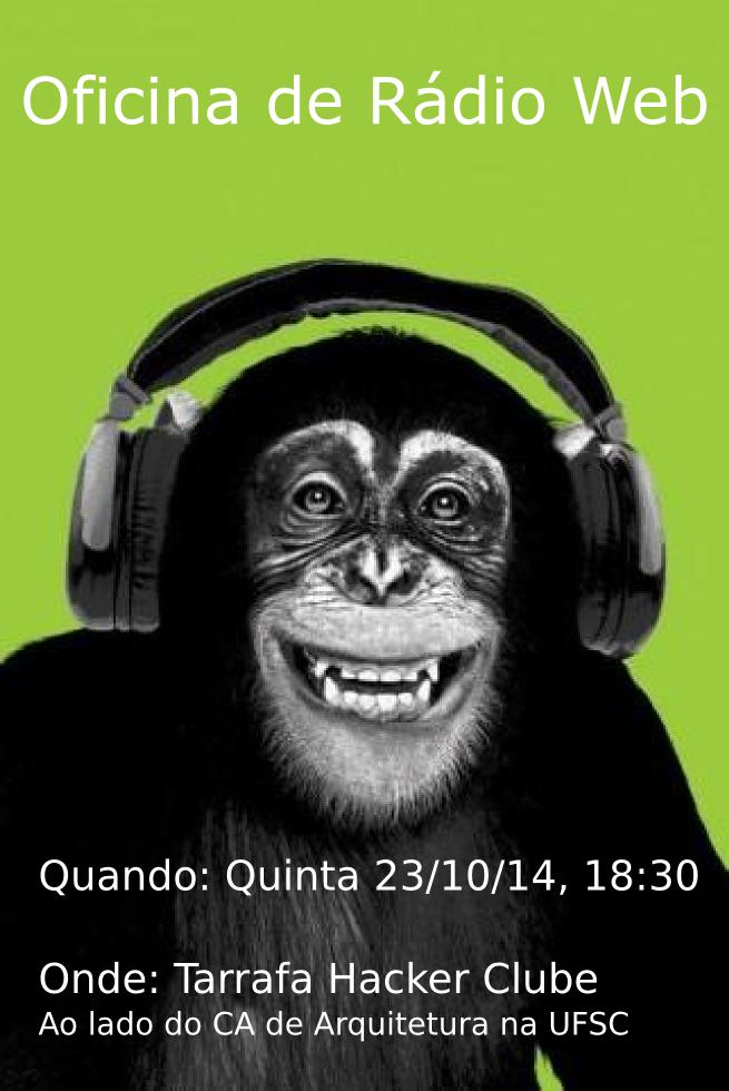 cartazOficinaRadio